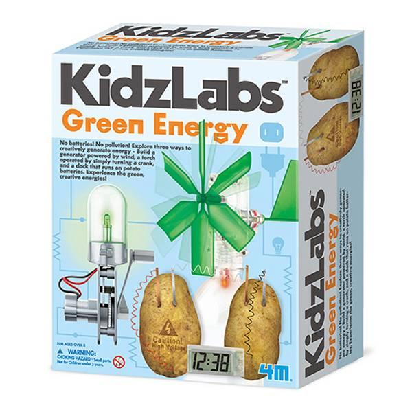 Bilde av Green energy