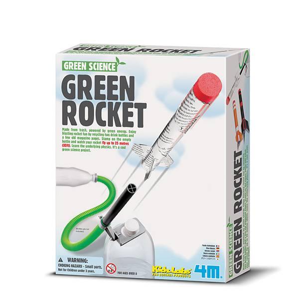 Bilde av Green rocket
