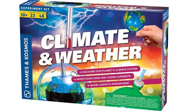Bilde av Climate and weather