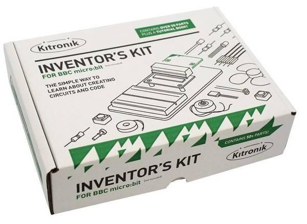 Bilde av MicroBit Inventor's Kit