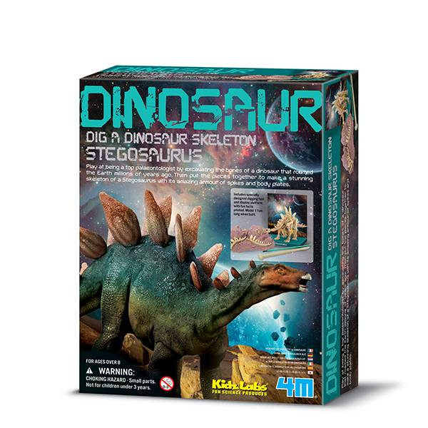 Bilde av Dinosaur, Stegosaurus