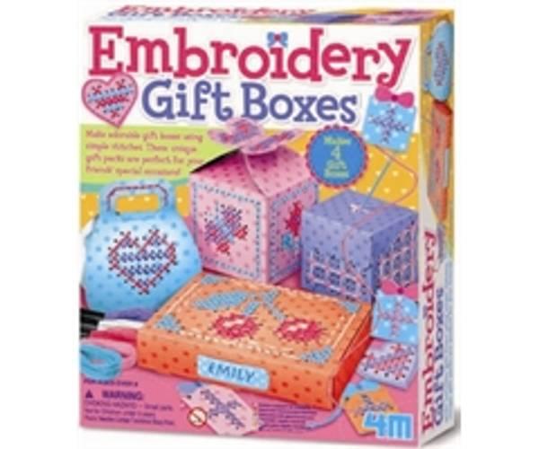 Bilde av Embrodery gift boxes