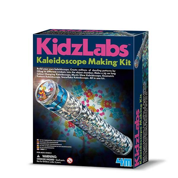 Bilde av Kaleidoscope making kit