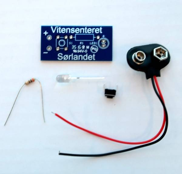 Bilde av Klassesett LED-lykt