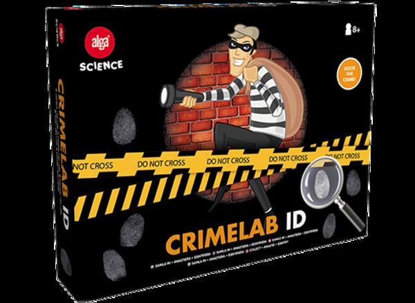 Bilde av CrimeLab ID