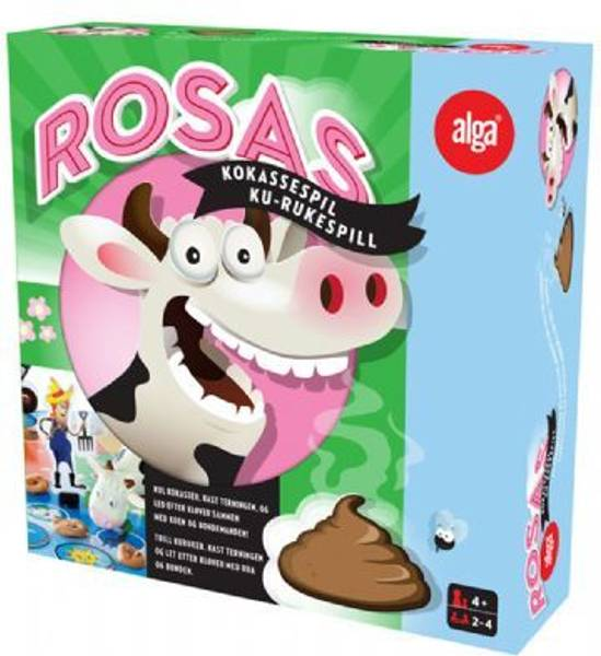 Bilde av Rosas Ku-Rukespill