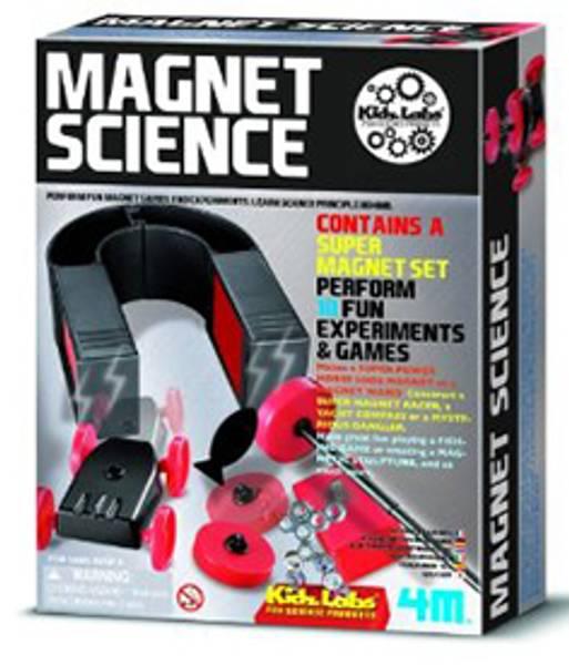 Bilde av Magnet science