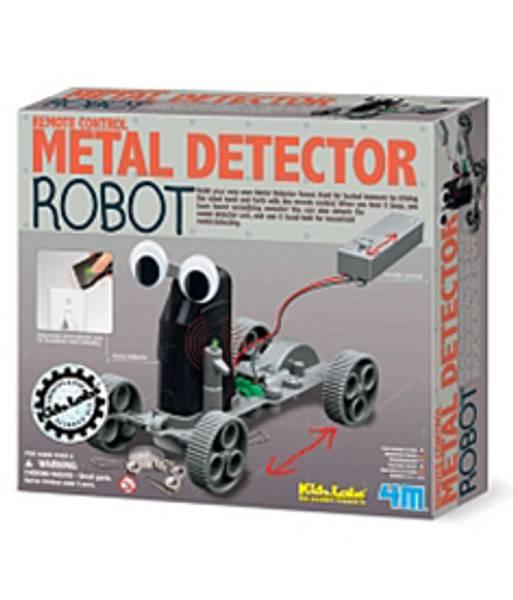 Bilde av Metal detector robot