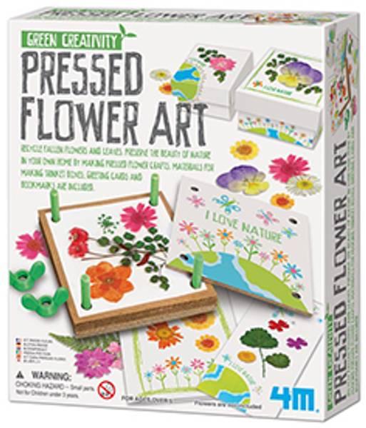 Bilde av Pressed flower art