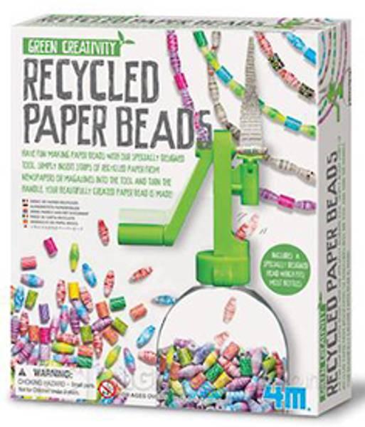 Bilde av Recycled paper beads