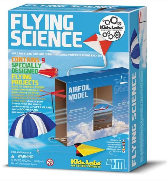 Bilde av Flying science