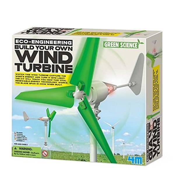Bilde av Build your own Wind Turbine