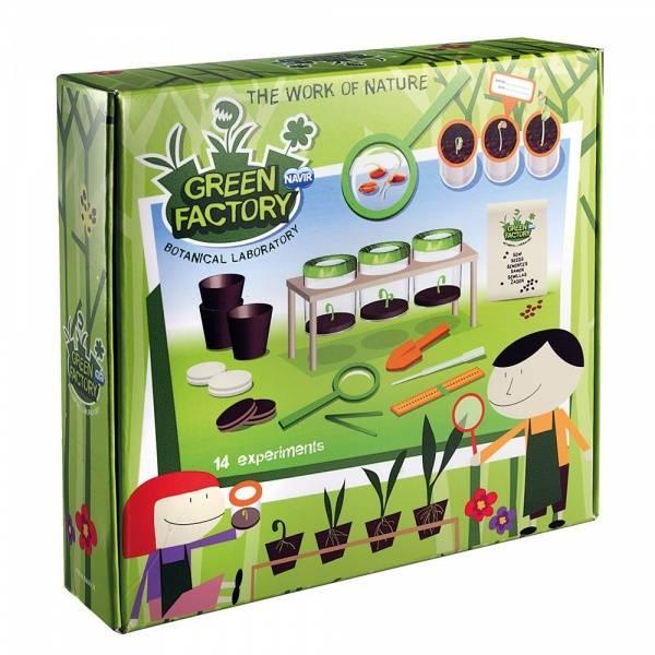Bilde av Green Factory