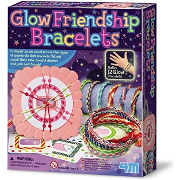 Bilde av Glow friendship bracelets