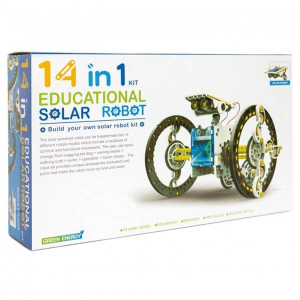 Bilde av Solarrobot kit
