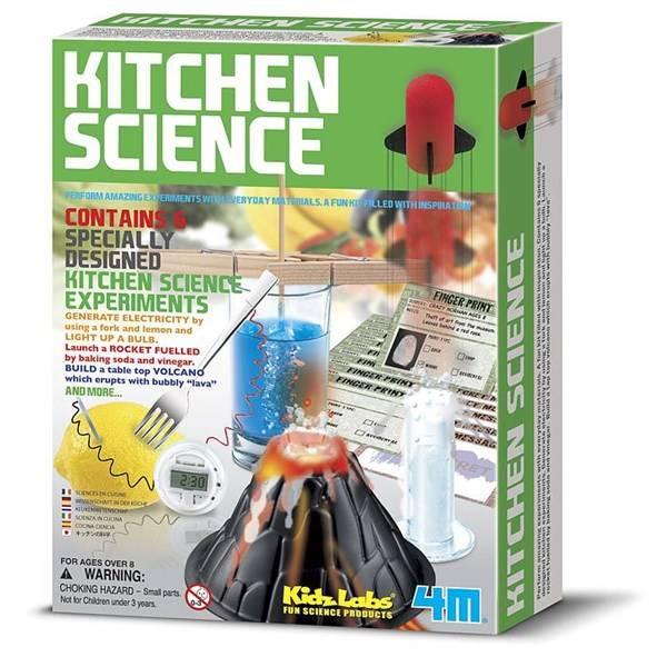 Bilde av Kitchen science