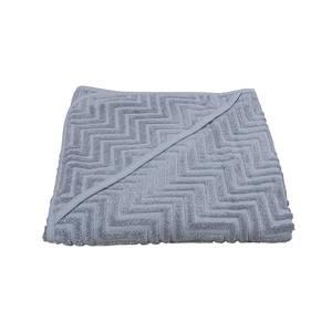 Bilde av Filibabba håndkle med hette pudderblå