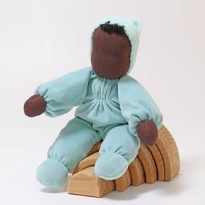 Bilde av Grimm's myk dukke blå