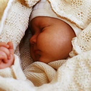 Bilde av Disana ullpledd baby - velg farge