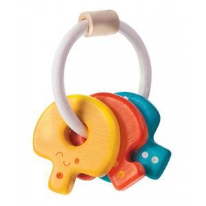 Bilde av Plan Toys nøkkelrangle