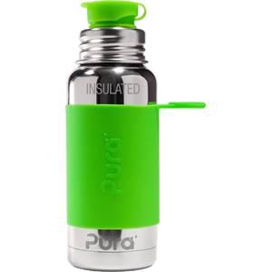 Bilde av Pura Sport™ flaske stål isolert 475 ml grønn