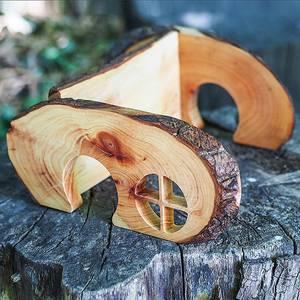 Bilde av Magic Wood lite trehus Shire Home