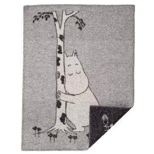 Bilde av Klippan ullpledd baby Moomin Tree Hug 65x90 cm