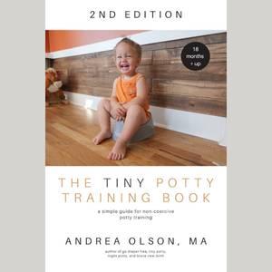 Bilde av The tiny potty training book av Andrea Olson