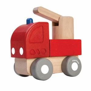 Bilde av Plan Toys minibrannbil