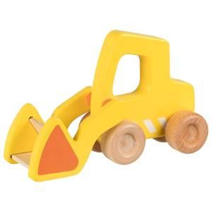 Bilde av Goki liten gravetraktor gul