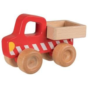 Bilde av Goki liten rød lastebil
