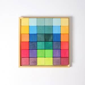 Bilde av Grimm's regnbuemosaikk 36 klosser