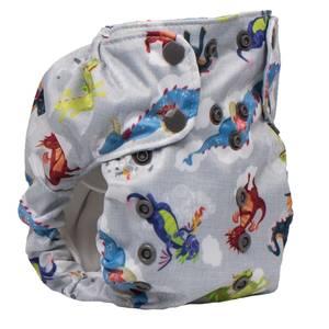 Bilde av Smart Bottoms alt-i-ett Dream Diaper 2.0