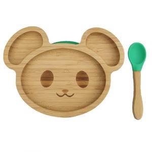 Bilde av Summerville tallerken med skje mus