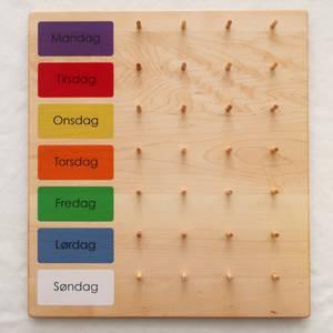 Bilde av Treasures From Jennifer aktivitetskalender