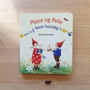 Bilde av Pippa og Pelle feirer bursdag - Daniela Drescher