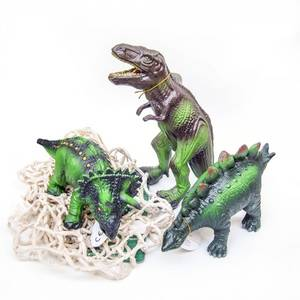 Bilde av Dyr i nett, dinosaurer