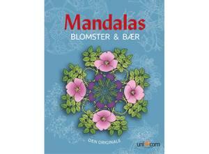 Bilde av Mandala Blomster og bær