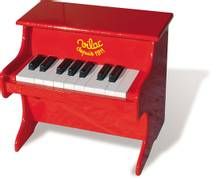 Piano for barn