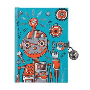 Bilde av Dagbok Robot