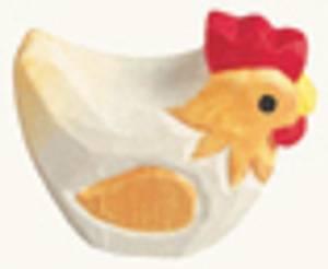 Bilde av Høns til bondegården