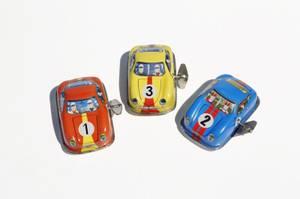 Bilde av Trekk-opp: Racerbiler, sett
