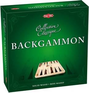 Bilde av Backgammon spill