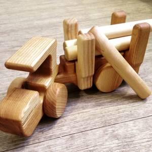 Bilde av Tømmerbil