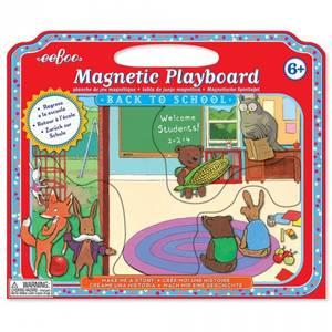 Bilde av Magnetisk spillebrett Skole