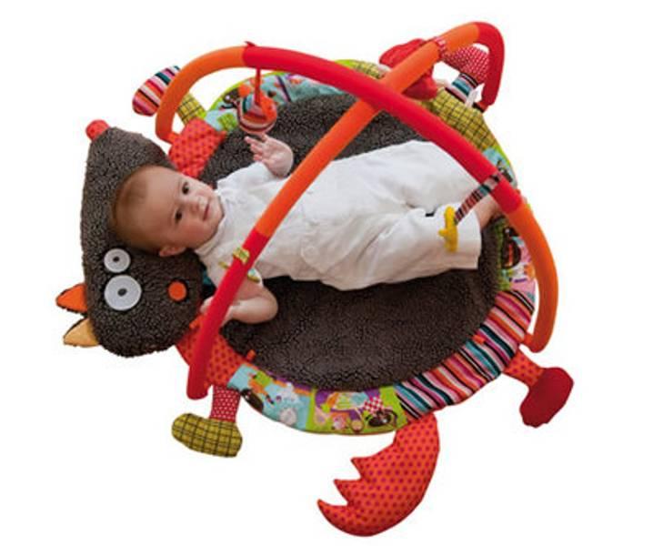 Louloup babygym og aktivitetsteppe