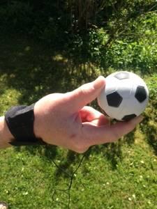 Bilde av Ball i strikk