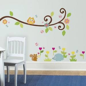 Bilde av Den grønne gren wallsticker