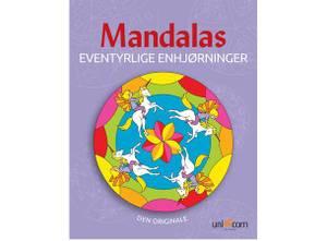 Bilde av Mandala Eventyrlig Enhjørning