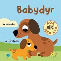 Bok med lyd: Babydyr